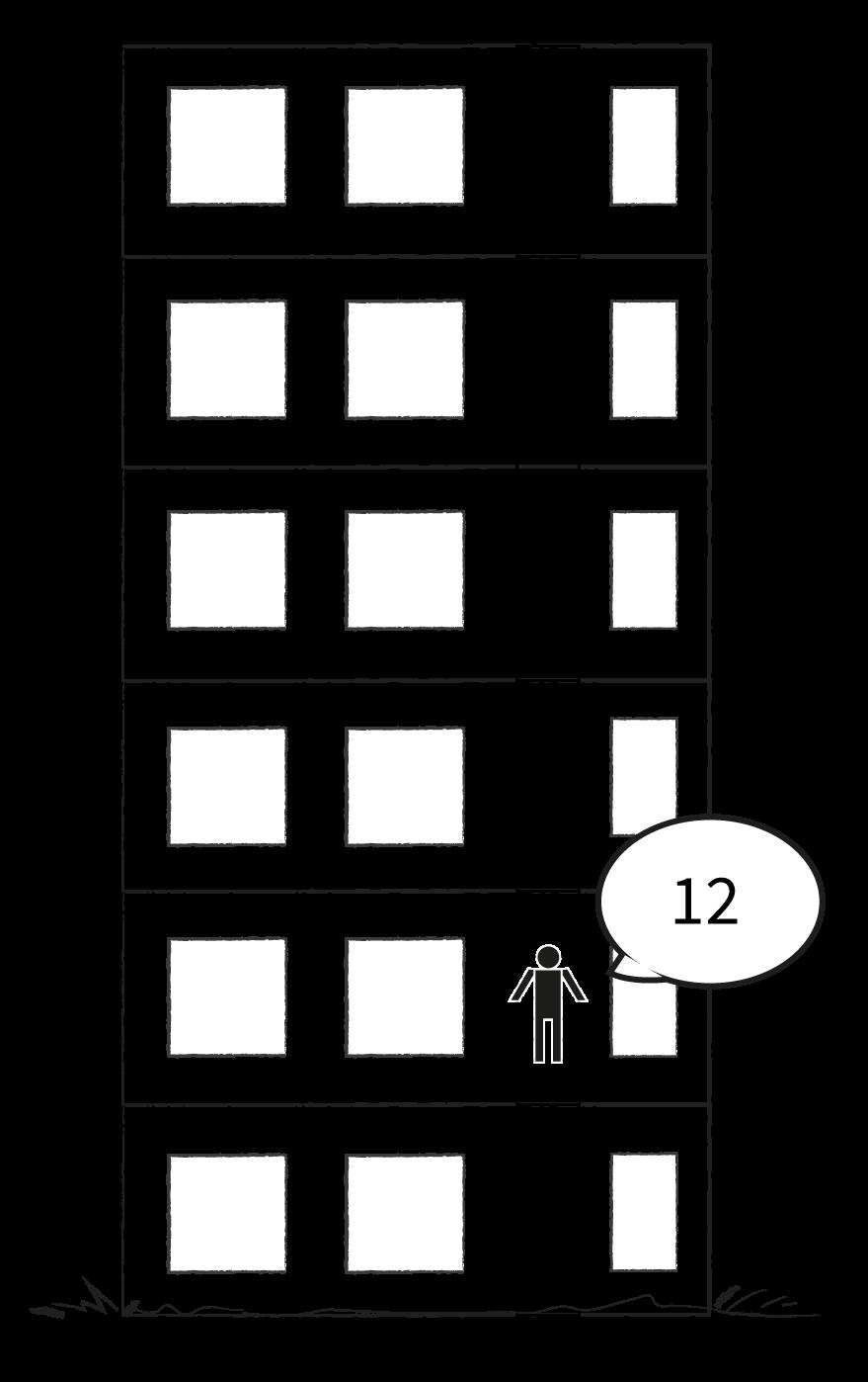 cito oefenen voor groep 6, trap omhoog